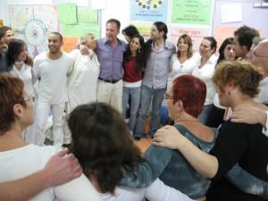 לימודי קורס הנחיית קבוצות בשילוב אמנויות